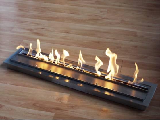 BIO-FLAME 100 cm Bordure